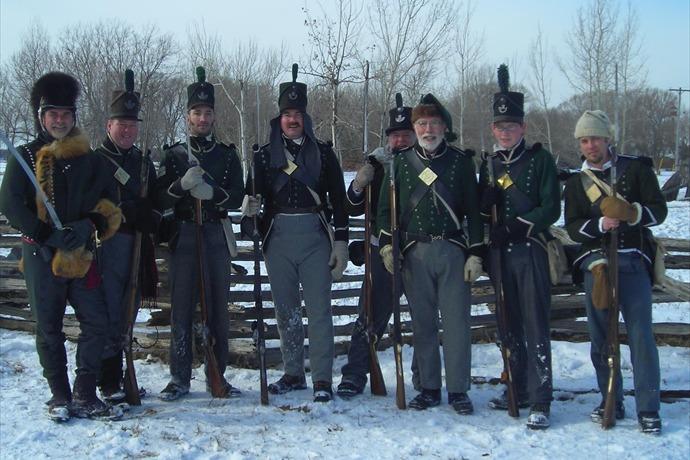 Re-enacted Battle of Ogdensburg_3099931903582159385