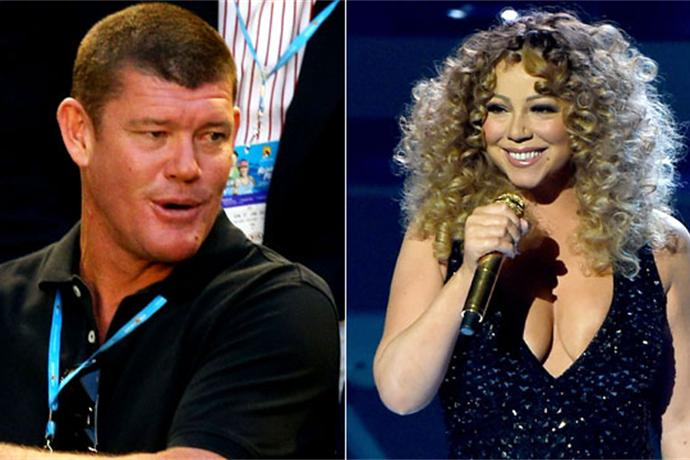 Couple Alert_ Mariah Carey Cozies Up to Billionaire James Packer_-3304559351044487805