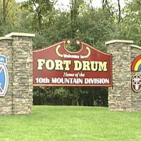 Fort Drum Sign Generic_-886704823685461583