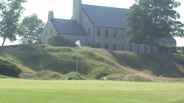 18 Holes of Whistling Hole 9
