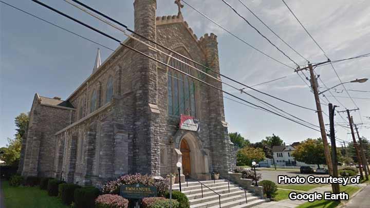 Emanuel Congregational Church Watertown