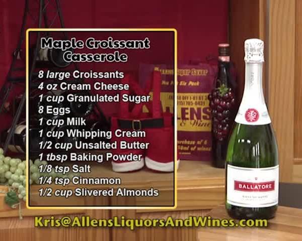 Wine - Dine- Maple Croissant Casserole_15849961-159532