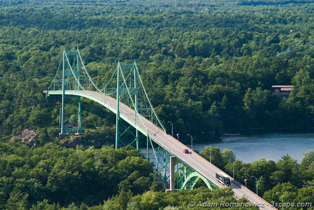 St Lawrence River Bridge