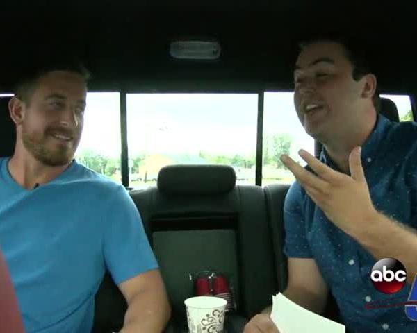 Backseat Driver: Jason Price