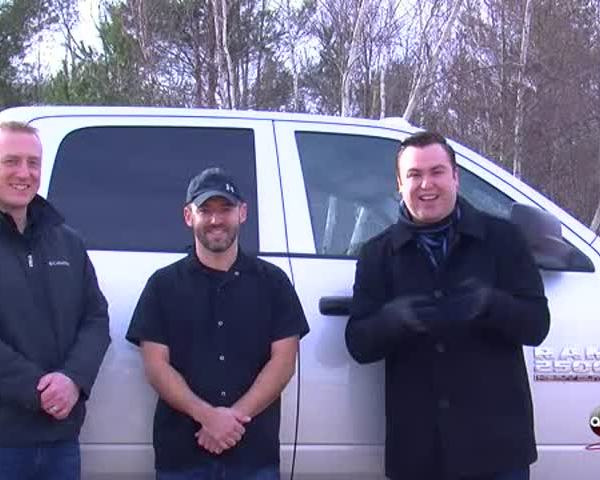 Backseat Driver: Brian Dashnaw