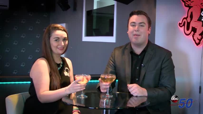 Behind The Bar: Club Number 9 Champagne martini