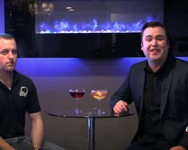 Behind The Bar: 9 Chandelier's Martini