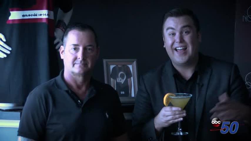 Behind The Bar: Scarface Martini