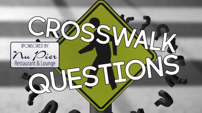 Nu Pier Comedy: Crosswalk Questions Part 2