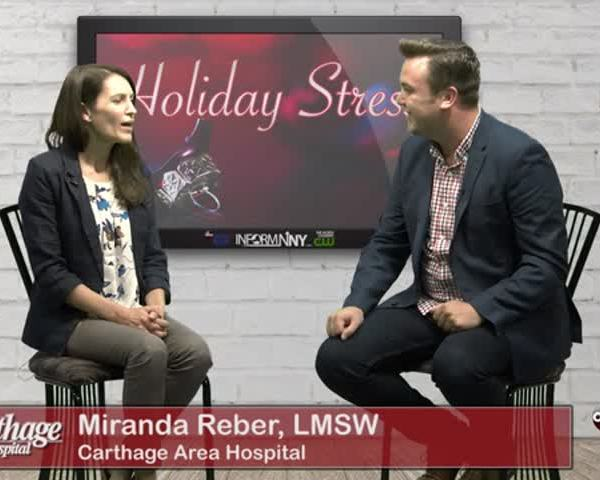 Whats Going Around: Holiday Stress