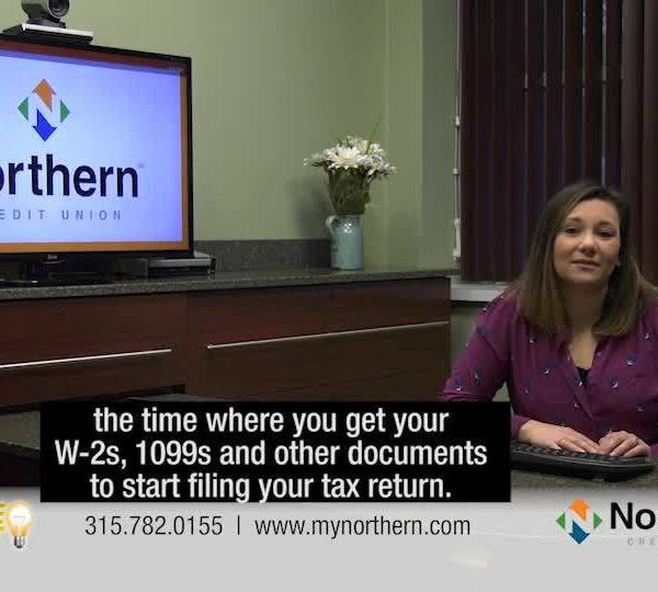 Northern Credit Union - ATE - Tax Returns