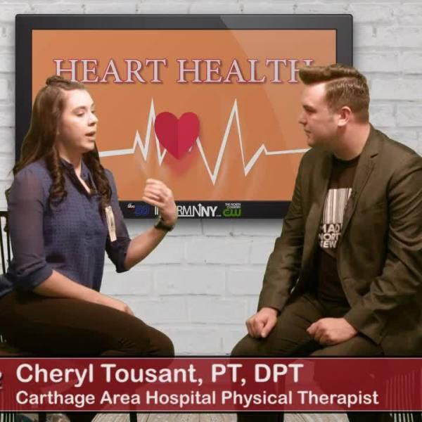 What's Going Around: Heart Health