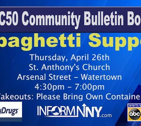 Community Bulletin Board 2