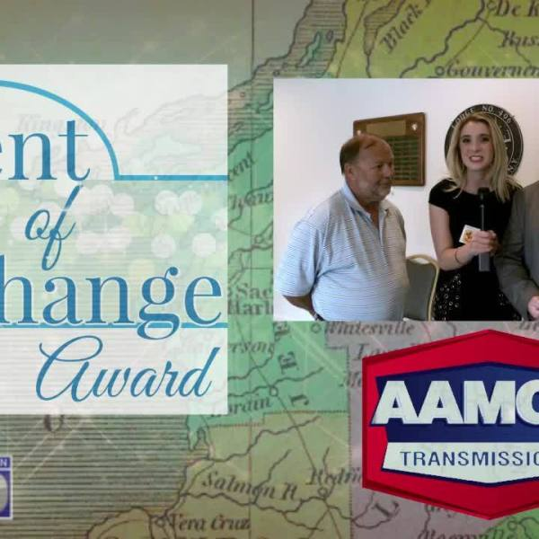 Agent of Change Tina Berkey