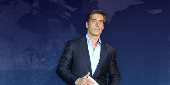 ABC World News Tonight Anchor David Muir Selected as New