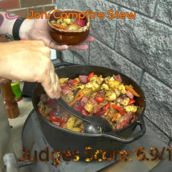 Great Grill Off Vingette John