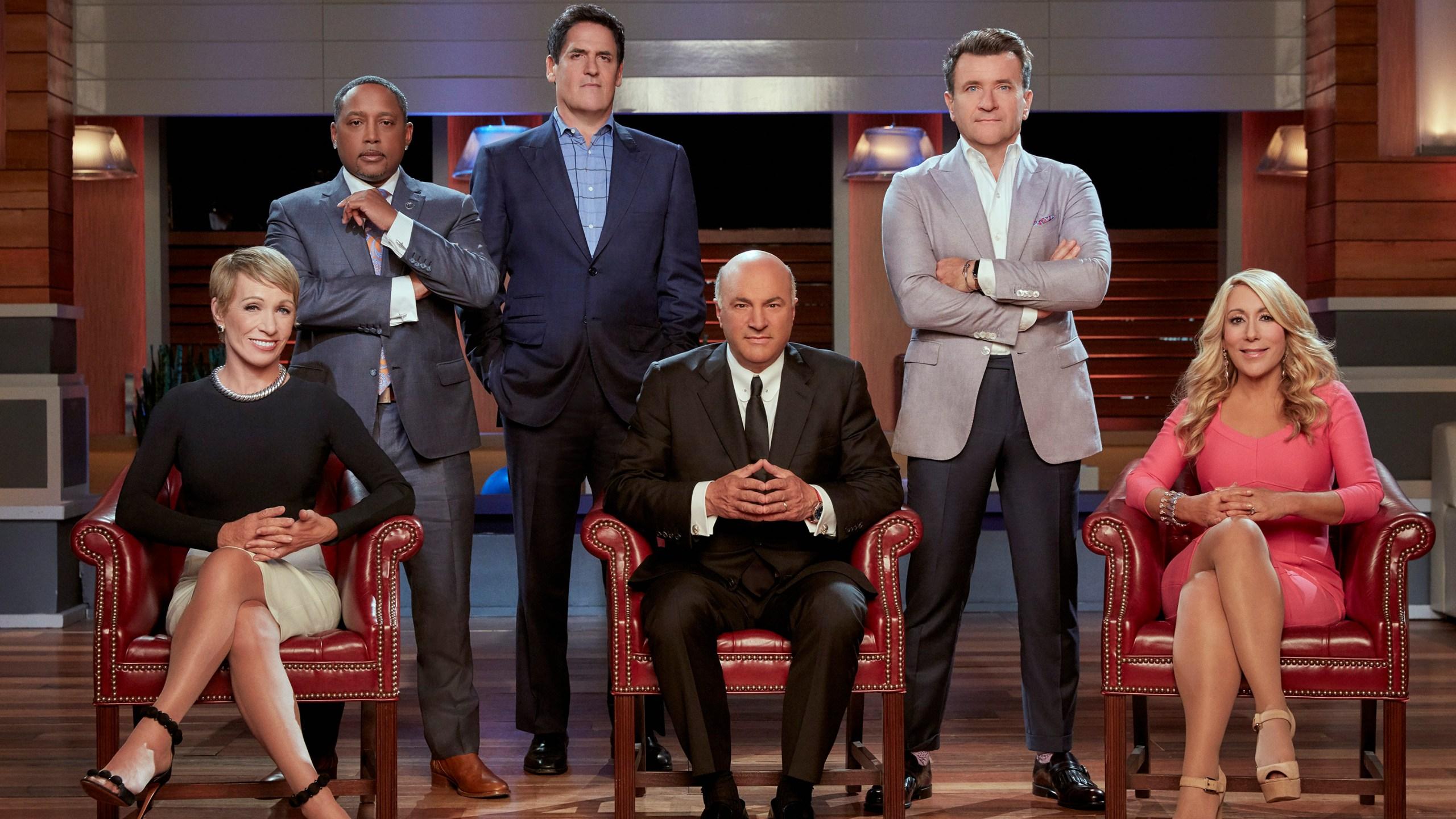 Shark Tank Season 10 Brings New Guest Sharks Including Charles Barkley