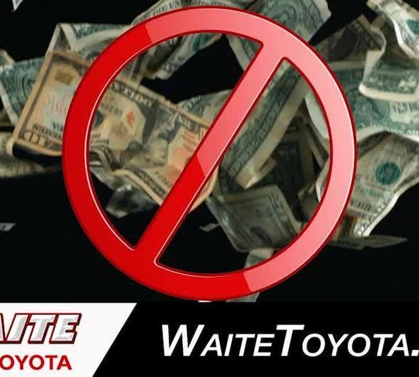 Waite Toyota :30