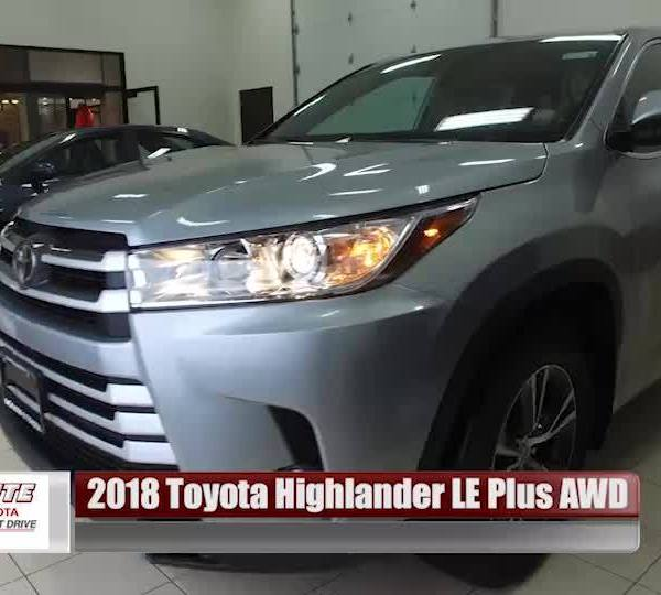 Two-Minute Test Drive - Toyota Highlander