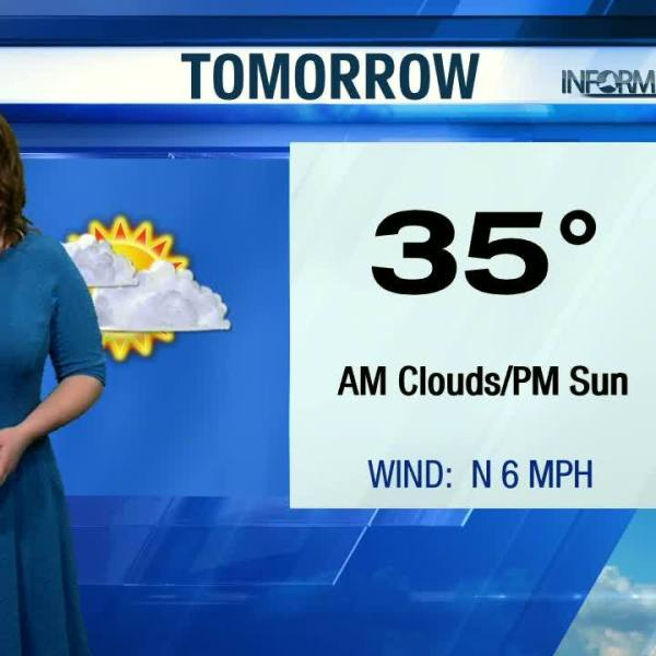 Afternoon Weather 12-28-18