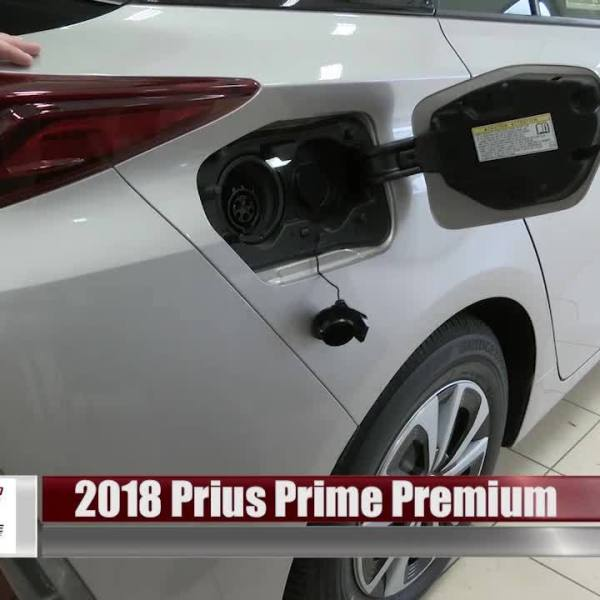 Two-Minute Test Drive - Prius Prime Premium