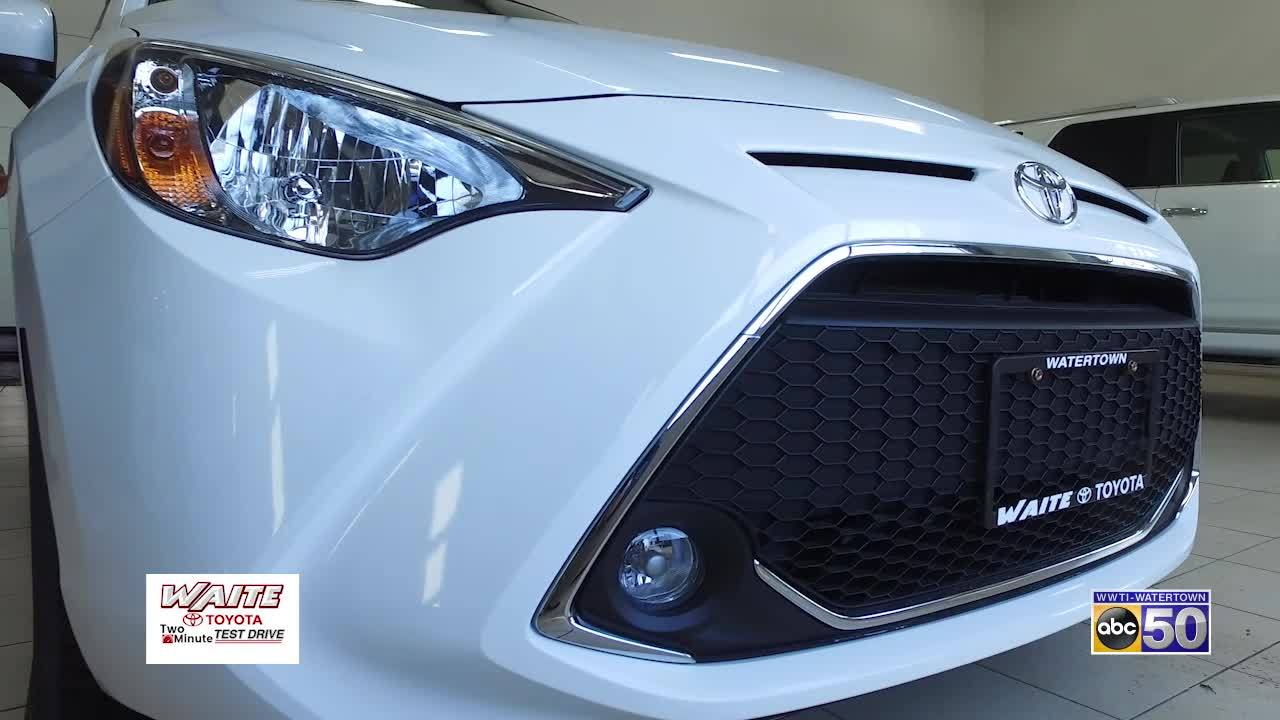 Two Minute Test Drive Yaris