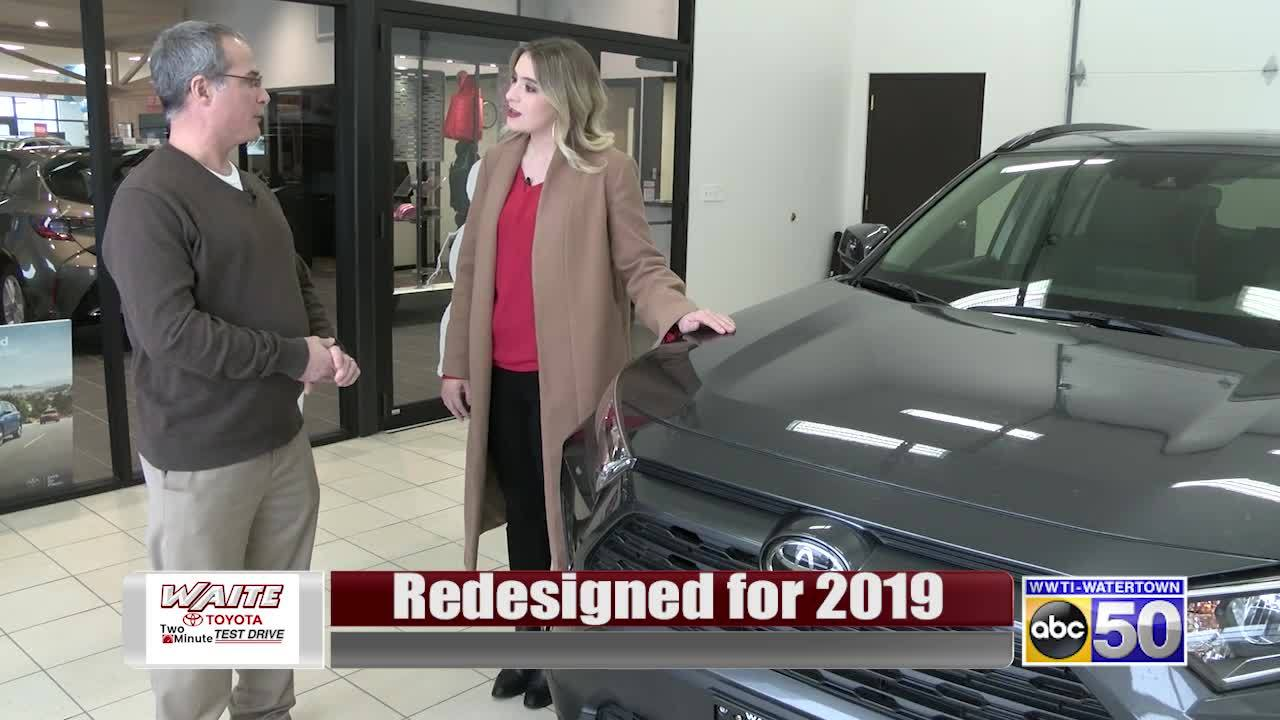 Two Minute Test Drive - 2019 Toyota Rav4 XLE
