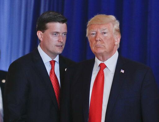 Donald Trump, Rob Porter