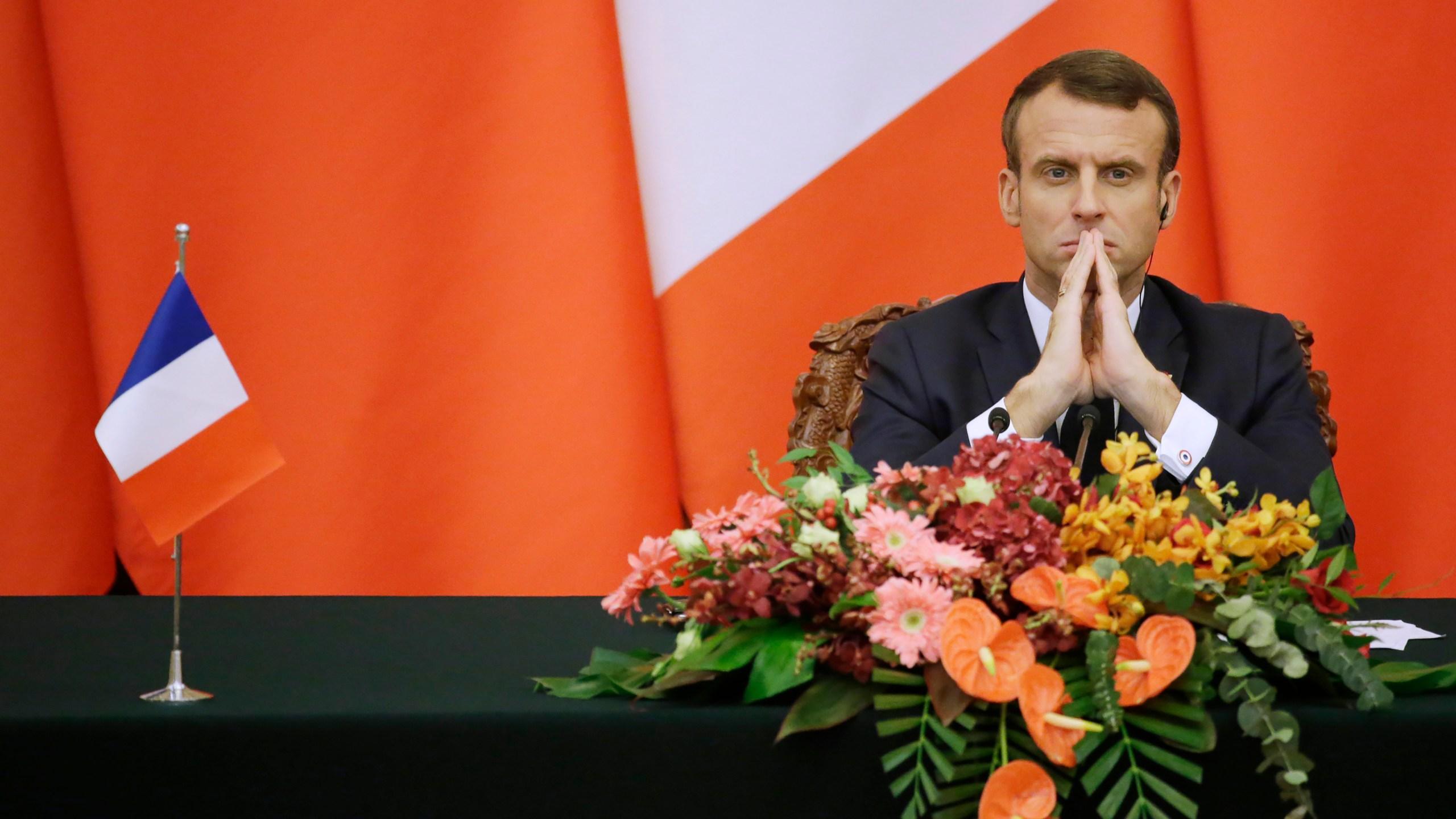 Emmanuel Macron