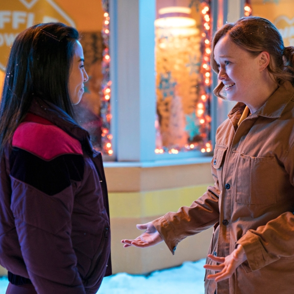 Anna Akana, Liv Hewson, Let It Snow