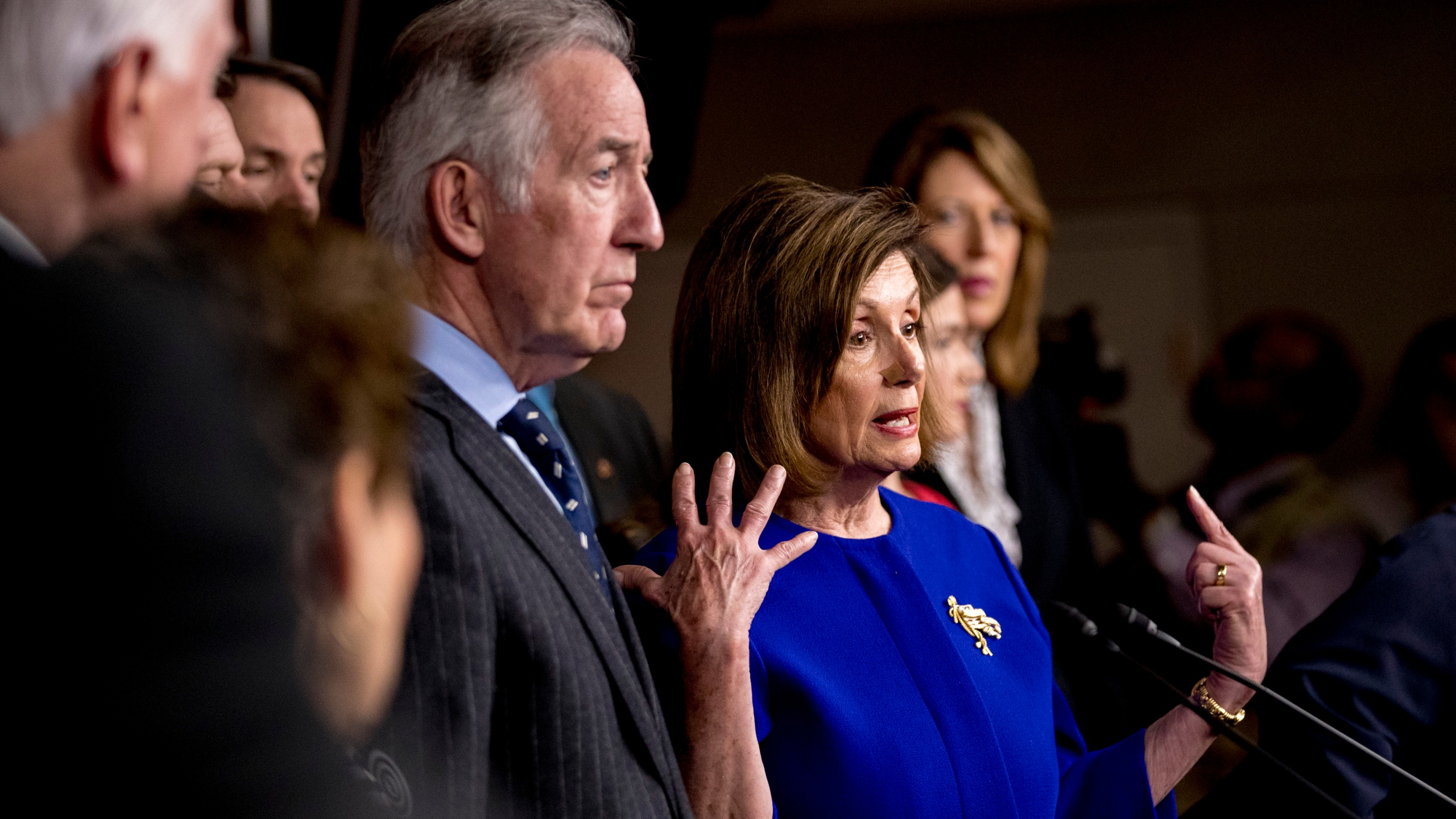 Nancy Pelosi, Richard Neal