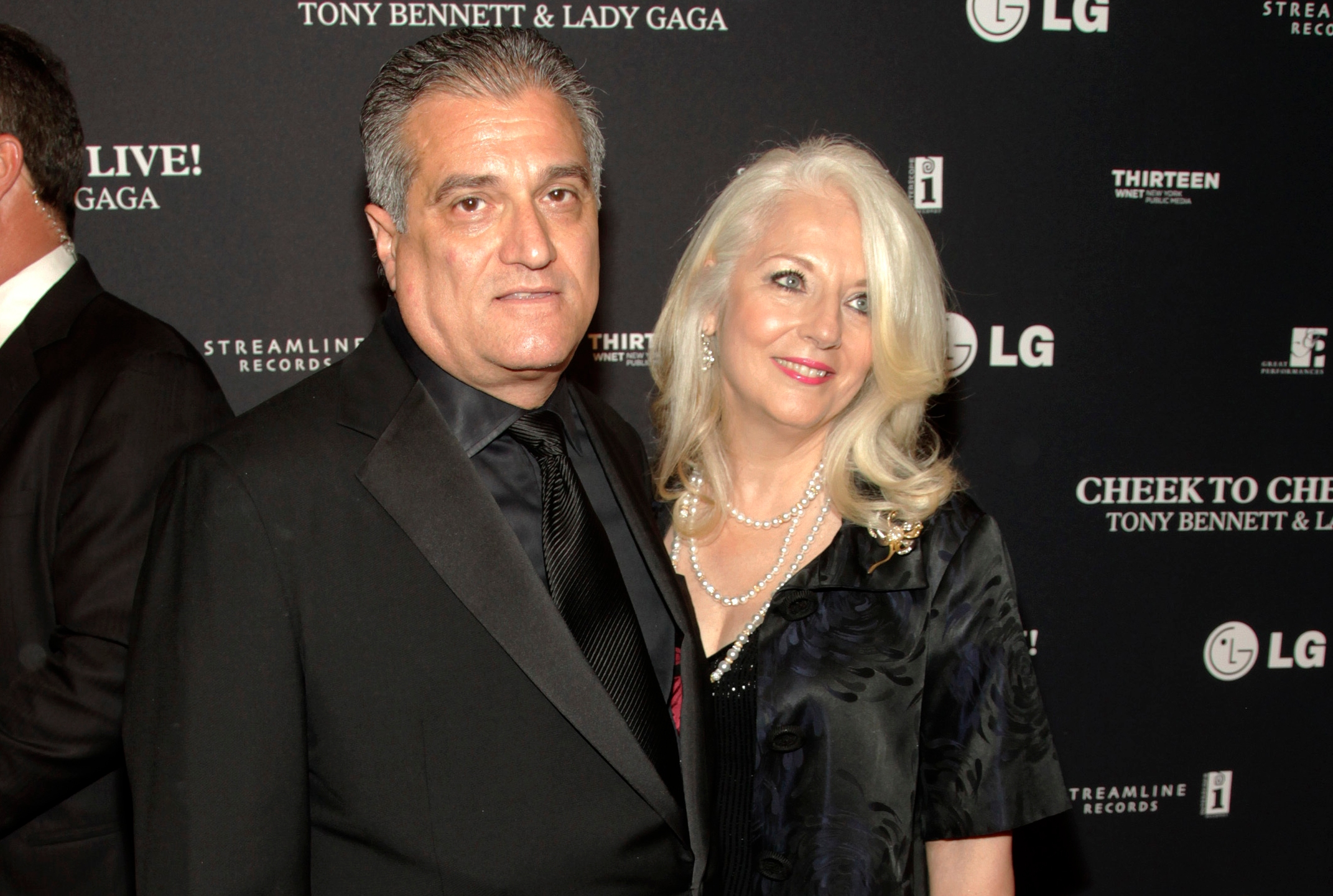Joe Germanotta, Cynthia Germanotta