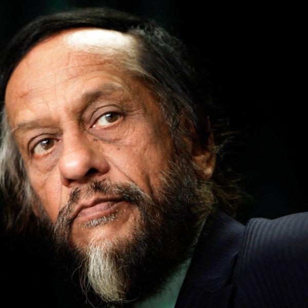 Rajendra Kumar Pachauri