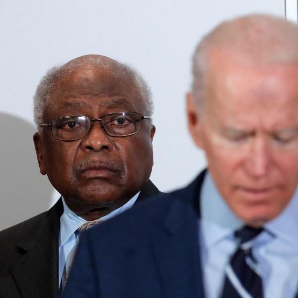 Jim Clyburn, Joe Biden