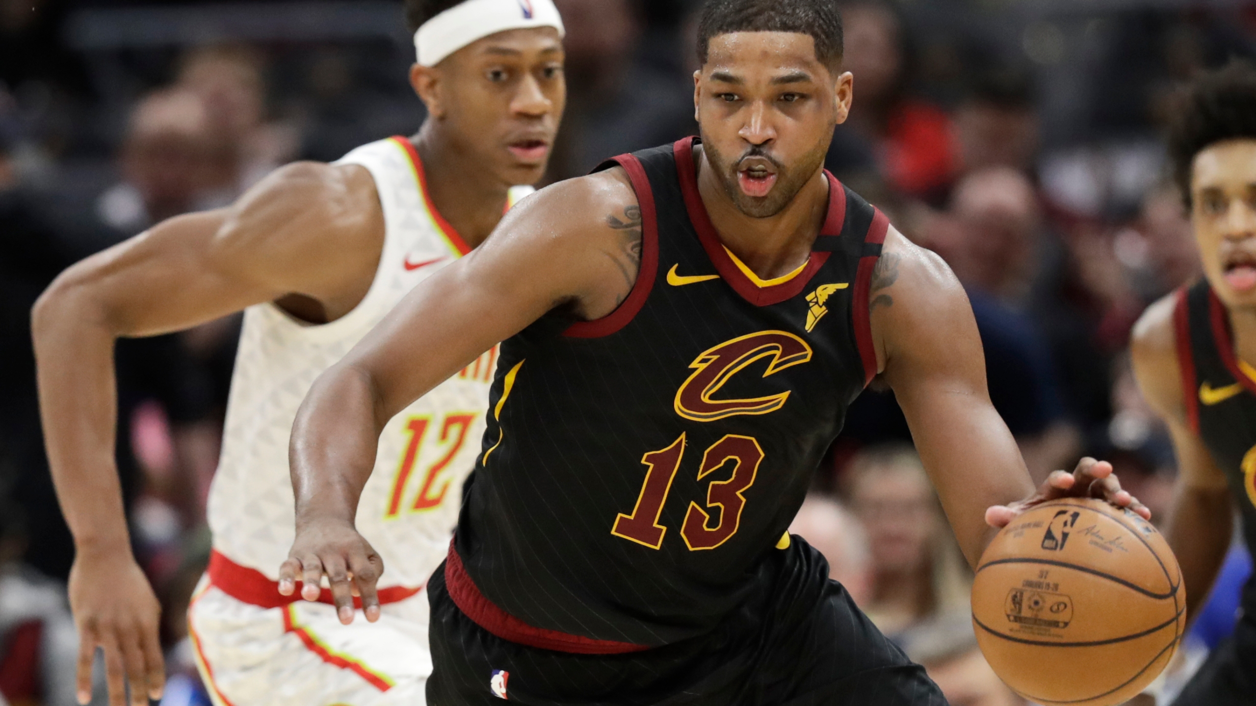 Tristan Thompson, De'Andre Hunter