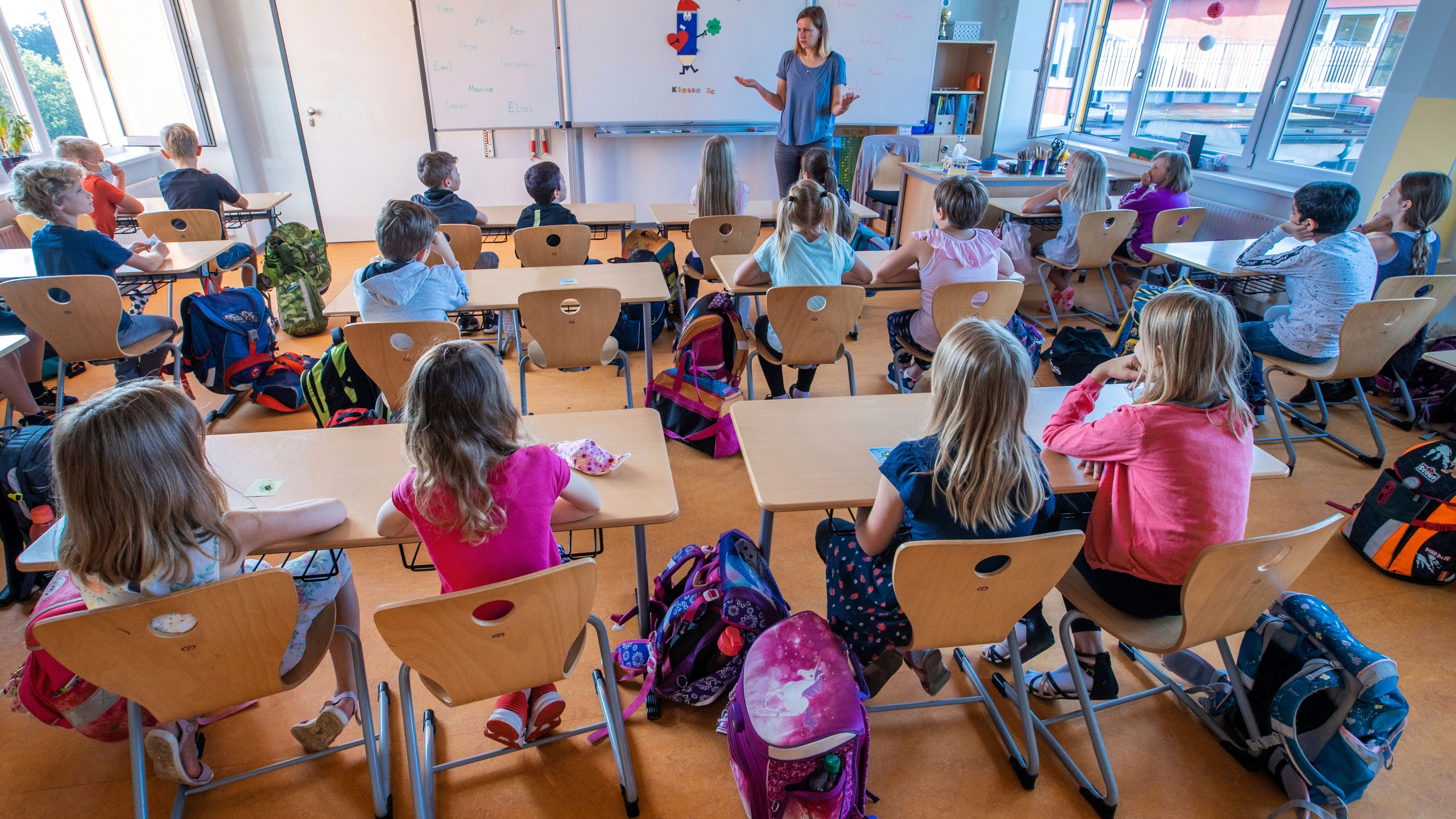 Europe is going back to school despite recent virus surge | WWTI -  InformNNY.com