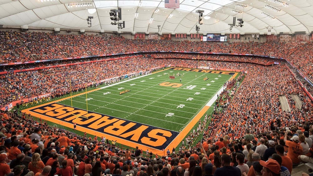 Syracuse Football prepares to welcome fans with new COVID guidelines