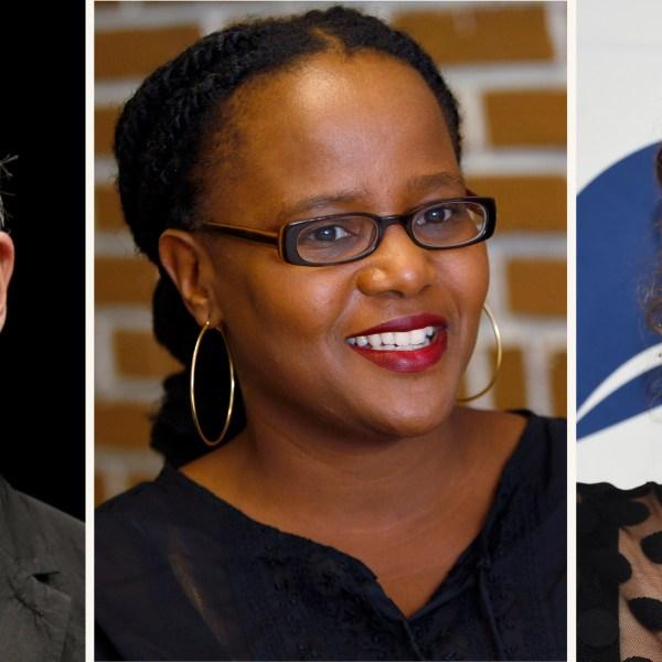 Michael Cunningham, Edwidge Danticat, Carmen Maria Machado
