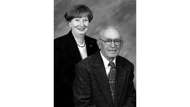 Kenneth V. Sawyer and Jeannette Remp Sawyer