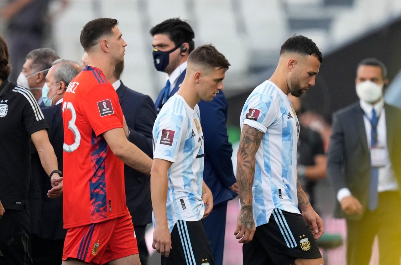 EXPLAINER: Argentina soccer chaos over Brazil quarantine row