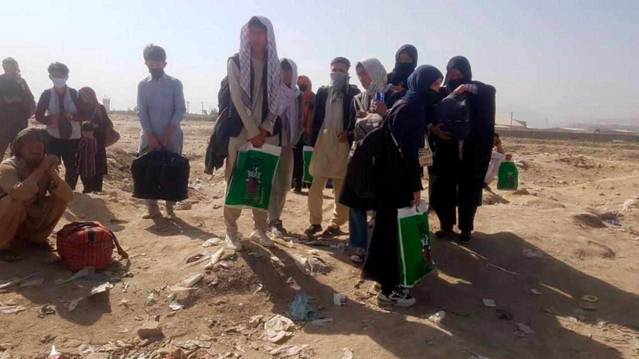 Effort underway to rescue girls soccer team from Afghanistan